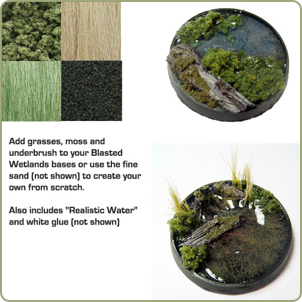 Wetlands Scenic Kit