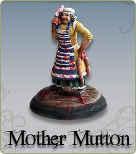 Mother Mutton
