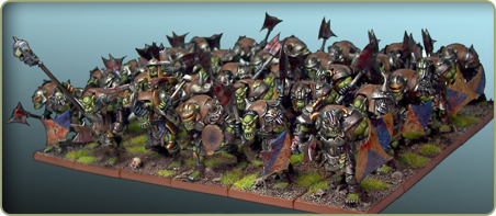 Orc Ax Horde