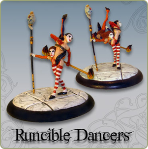 Runcible Dancers