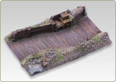 Trench Template