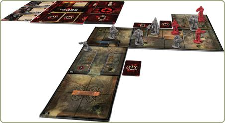 Gears of War board