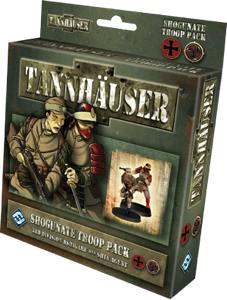 Tannhauser shogunate troop set
