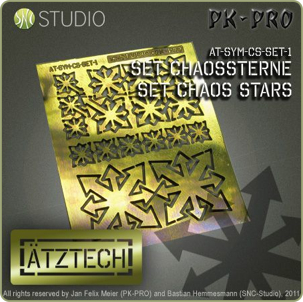 Ätztech etched brass products