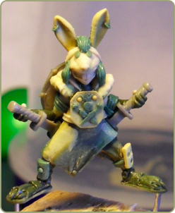 Samurai Rabbit