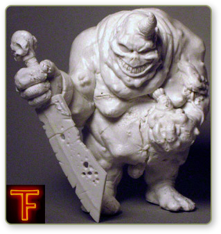 Troll Forged release Bloated Demon - Tabletop Gaming News – TGN