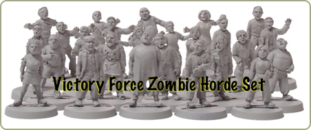 Victory force zombie horde