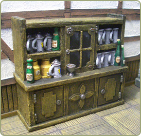 Tavern Cupboard
