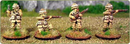15mm Pulp British Infantry