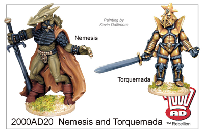 Nemesis and Torquemada