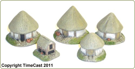 Ancient Celtic Village