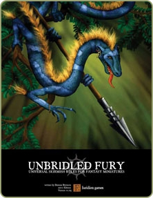 Unbridled Fury cover
