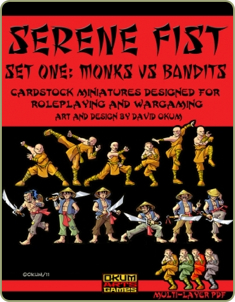 Serene Fist: Monks vs Bandits