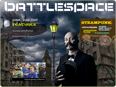 Battlespace June/July 2011 issue now available