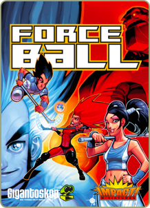Forceball Box Cover