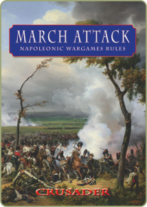 March Attack front Cover