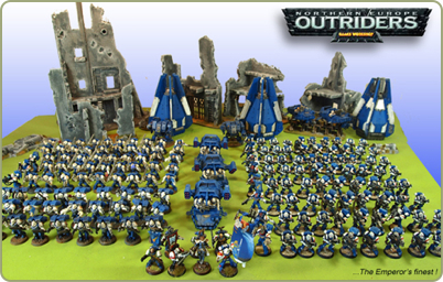 That is a lot of Ultramarines
