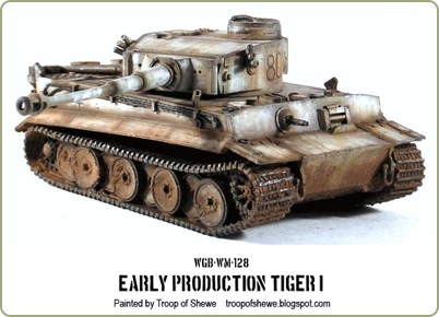 Early production Tiger I