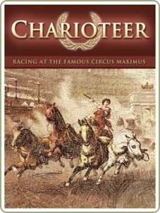 Charioteer cover