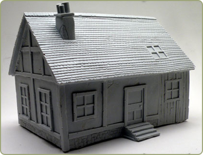 28mm house
