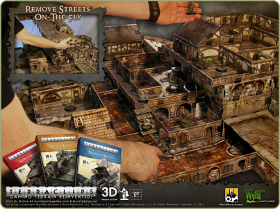 Streets of Malifaux