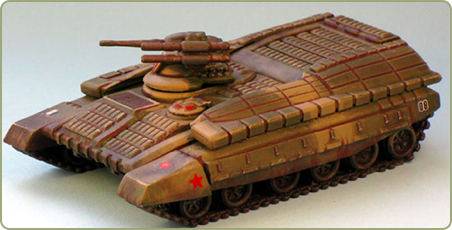 15mm Red Faction Heavy APC