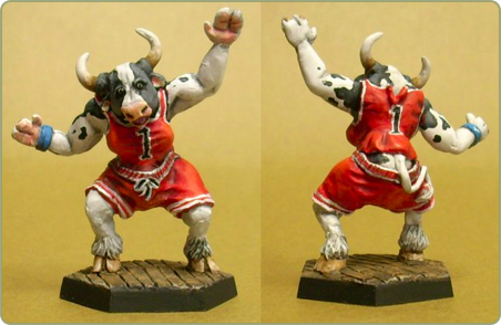 Cow player