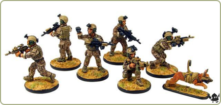 28mm SEAL Team 6
