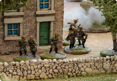 WWII Normandy in 20mm
