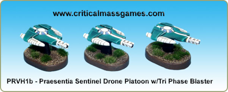 Sentinel Support Drones