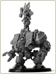 Salamanders Venerable Dreadnought