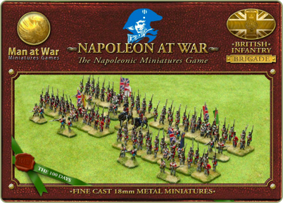 Napoleon at War infantry