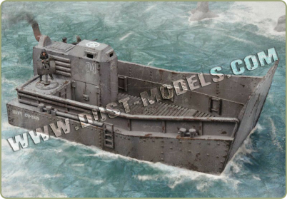 Allied Landing Craft