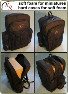 Backpack cases