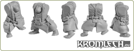 Greatcoat Orc bodies
