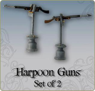 Harpoon Guns