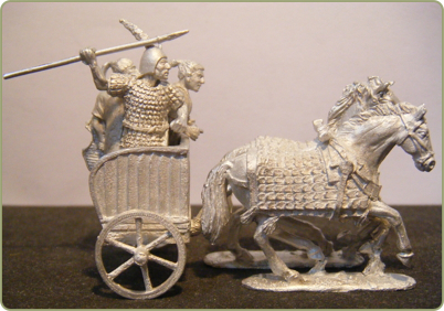 Later Hittite Heavy Chariot
