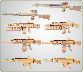 28mm rifles