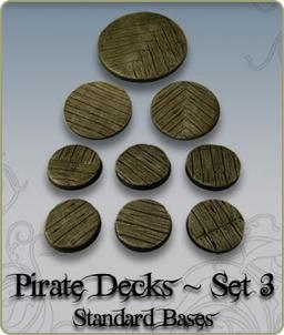 Pirate Decks bases