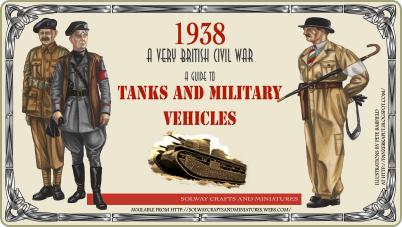 A Guide to Tanks and Military Vehicles wallpaper