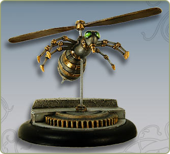 Clockwork Wasp