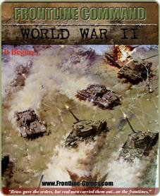 Frontline Command WWII cover