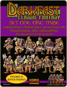 Set One: Orc Tribe