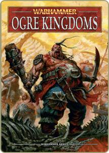 Ogre Kingdoms army book cover
