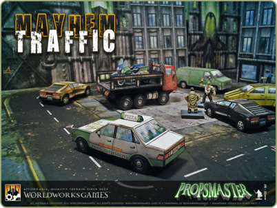 Mayhem Traffic