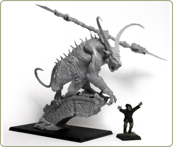 Skaven Exalted Vermin Lord