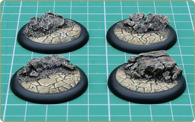 New bases