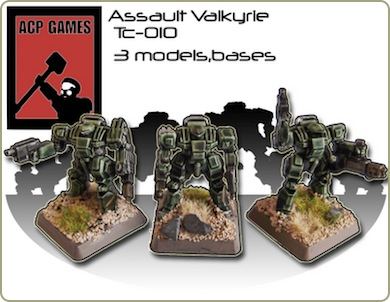 Assault Valkyries