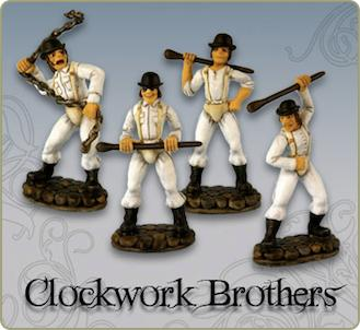 Clockwork Brothers