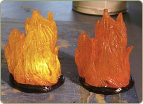 Flame Tokens